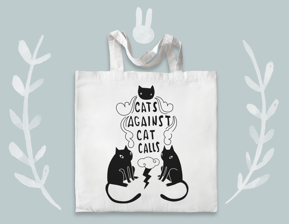 tote_cats_against_catcalls_white